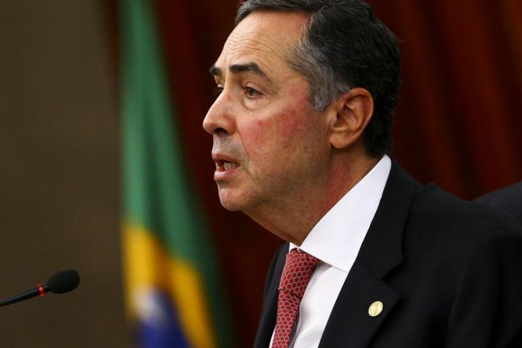 O ministro Luís Roberto Barroso, do Supremo Tribunal Federal (STF) (Foto: Marcelo Camargo/Agência Brasil)