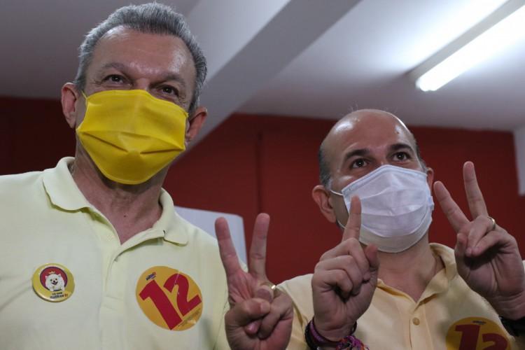 JOSÉ SARTO vai começar conversas sobre tranisção amanhã com Roberto Cláudio (Foto: FÁBIO LIMA/O POVO)