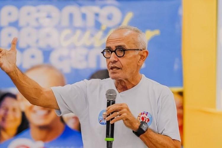 Cícero Lucena, que se reelegeu como prefeito de João Pessoa após 20 anos (Foto: Reprodução Instagram)