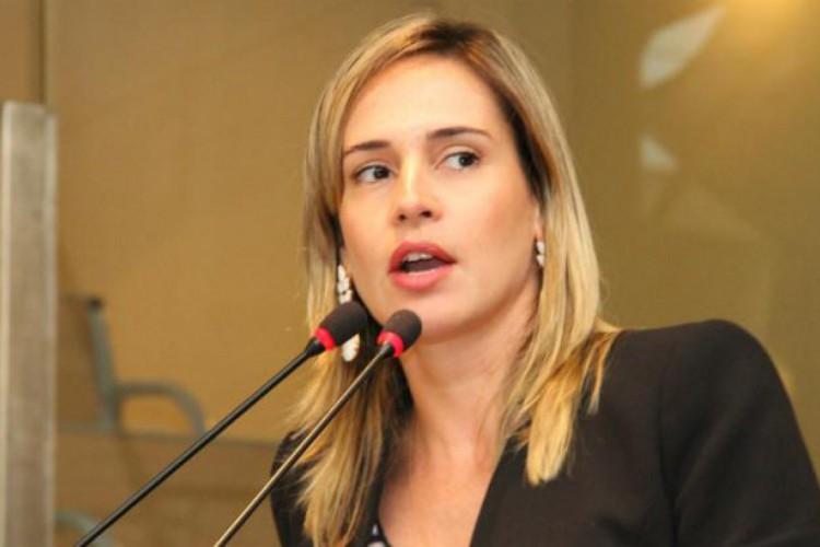 Isabella de Roldão (PDT), vice-prefeita do Recife (Foto: Reprodução Instagram)