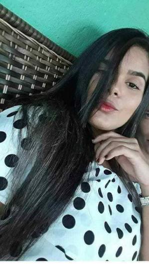 As vítimas foram identificadas como Gabriella Nascimento de Góis, de 19 anos, e João Vitor Lima da Silva, de 21 (Foto: Reprodução/Facebook)