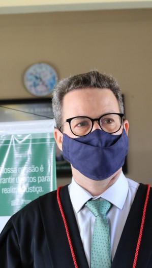 Nestor Santiago, advogado de Marcelo Barberena. Foto: Fábio Lima (Foto: Foto: Fábio Lima)