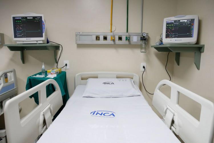 Rio de Janeiro -  O Inca e o Ministério da Saúde inauguram, no Hospital do Câncer II (HC2), o primeiro Centro de Diagnóstico do Câncer de Próstata da rede pública do Rio de Janeiro (Tânia Rêgo/Agência Brasil) (Foto: Tânia Rêgo/Agência Brasil)