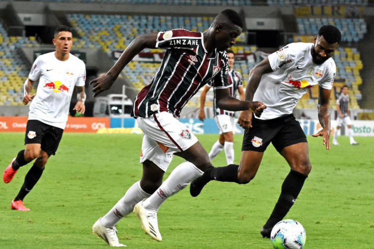 Brasileiro: Fluminense fica no 0 a 0 com Bragantino (Foto: )