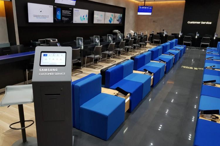 Centro de Serviço oferece padrão de atendimento igual ao de outros 37 estabelecimentos do tipo já existentes em 29 cidades do País (Foto: Divulgação/Samsung)
