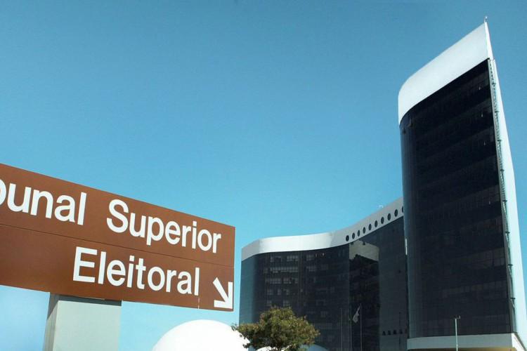 Sede do TSE (Foto: TSE)