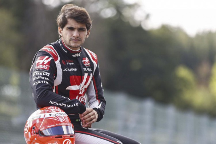 Pietro Fittipaldi neto (Foto: Haas F1 Team/Direitos Reservados)