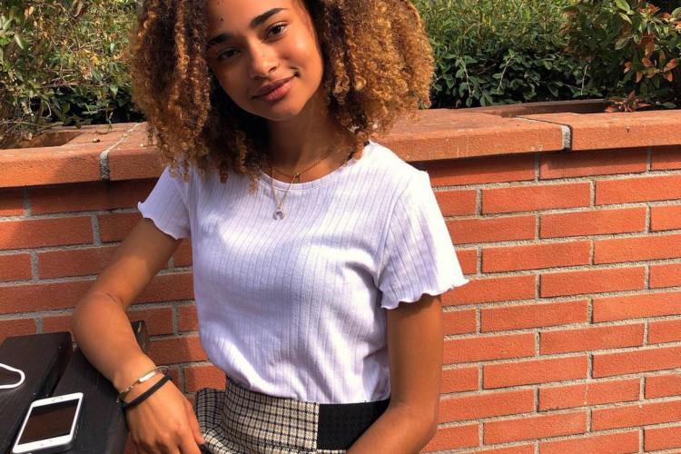 Mélanie tem 17 anos (Foto: Instagram melanie.tms)