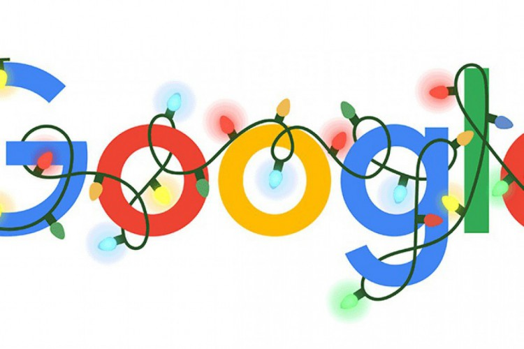 Google fez Doodle especial em comemoração aos feriados de dezembro (Foto: Reprodução/Google)
