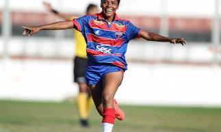 Fortaleza pode conquistar o acesso à Série A do Brasileirão Feminino caso ultrapasse o Bahia nas quartas de final