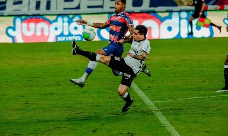 Fortaleza e Corinthians se reencontram na Série A no dia 6 de novembro, em São Paulo
