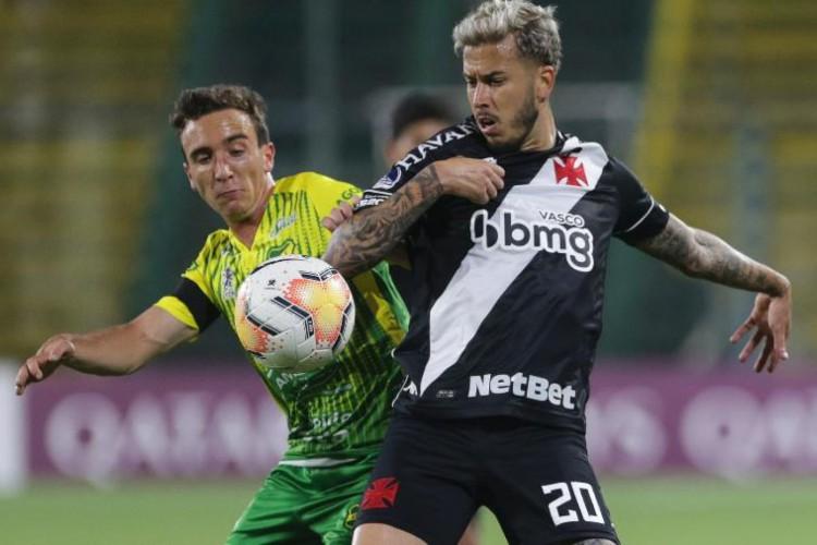 Vasco X Defensa Y Justicia Pelo Jogo De Volta Sul