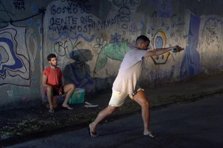'Vagabundos Eficazes', dirigido por Rafael Brasileiro, venceu a categoria de Melhor Filme Cearense pelo Júri Oficial  (Foto: Divulgação)