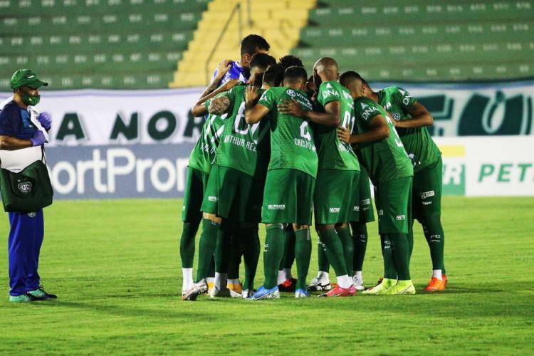 Série B: Guarani vence lanterna Oeste por 1 a 0 (Foto: Andre' Montejano)