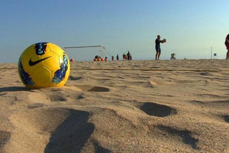 beach soccer (Foto: Divulgação/Prefeitura de Torres/RS)