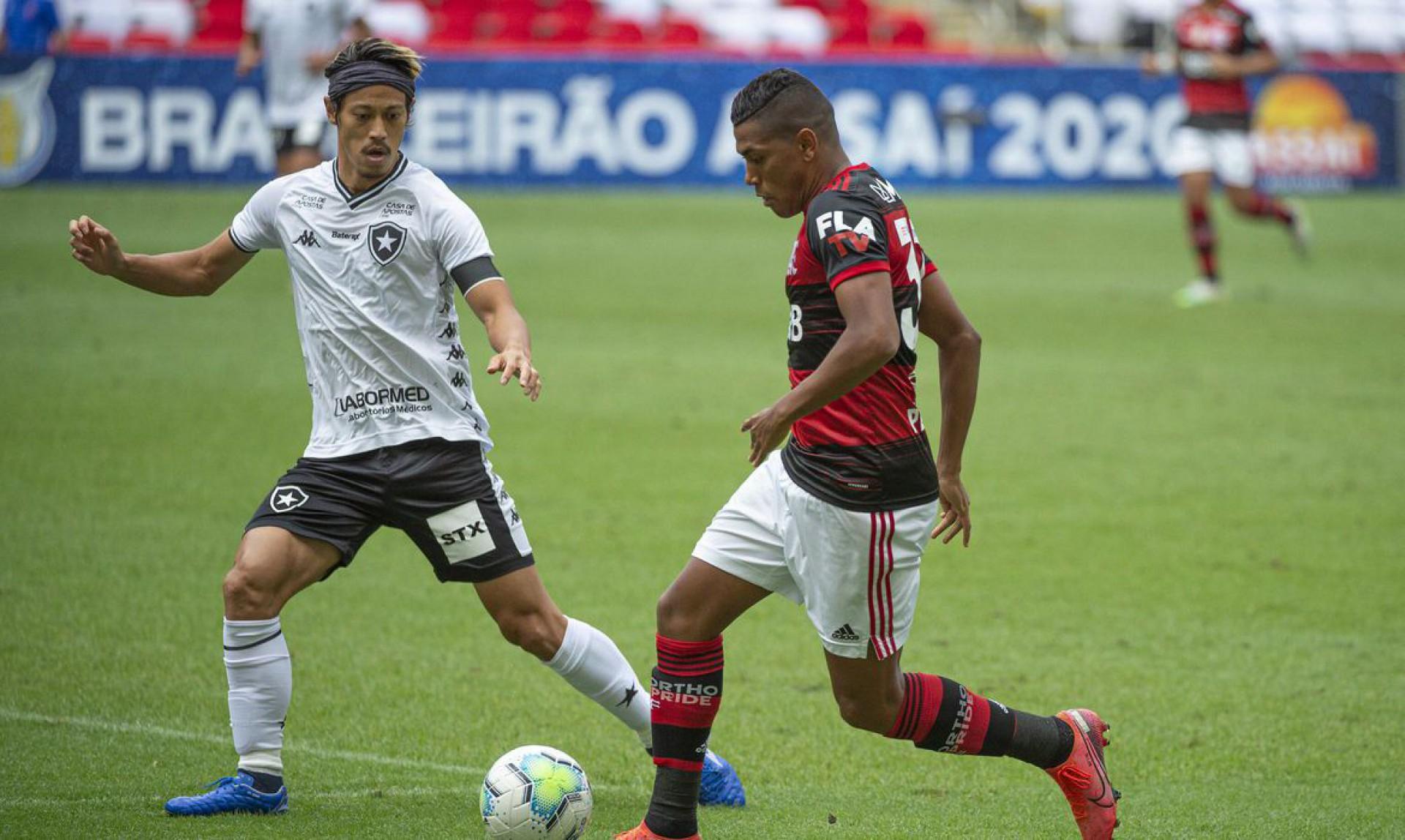 Botafogo X Flamengo Pelo Brasileirao 2020 Onde Assistir Ao Vivo A Transmissao Do Jogo De Hoje Futebol Esportes O Povo