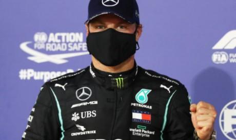 Bottas é pole da corrida sprint em Monza