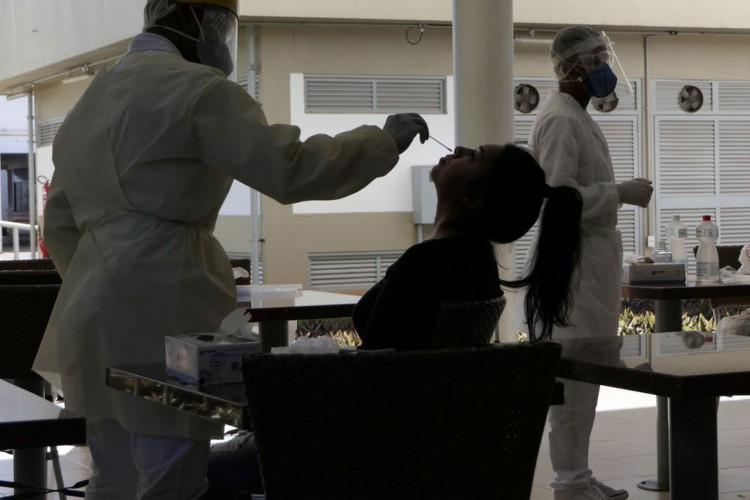 Mais de 6,4 casos foram inseridos no sistema em um dia  (Foto: Roque de Sá/Agência Senado)
