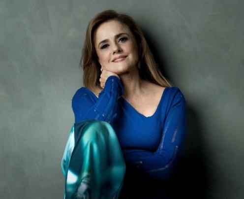 """Marieta Severo foi internada com Covid-19 por """"precaução e segurança"""" e deve ficar uma semana no hospital, segundo a assessoria da atriz (Foto: Divulgação/ TV Globo )"""