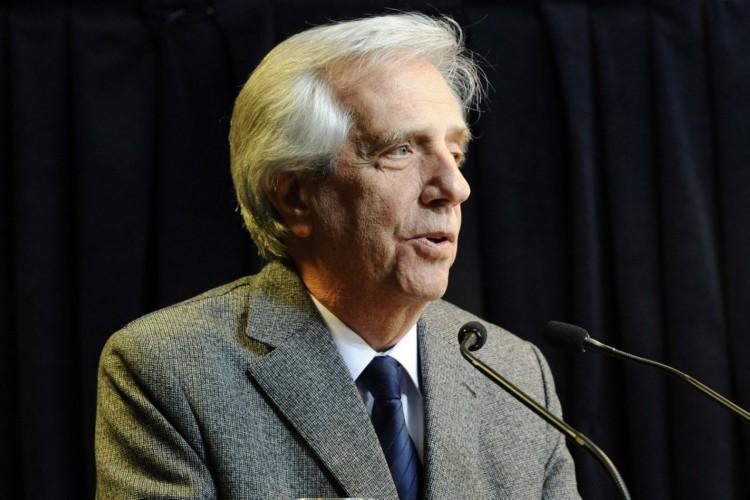 Morre ex-presidente do Uruguai Tabaré Vázquez (Foto: )