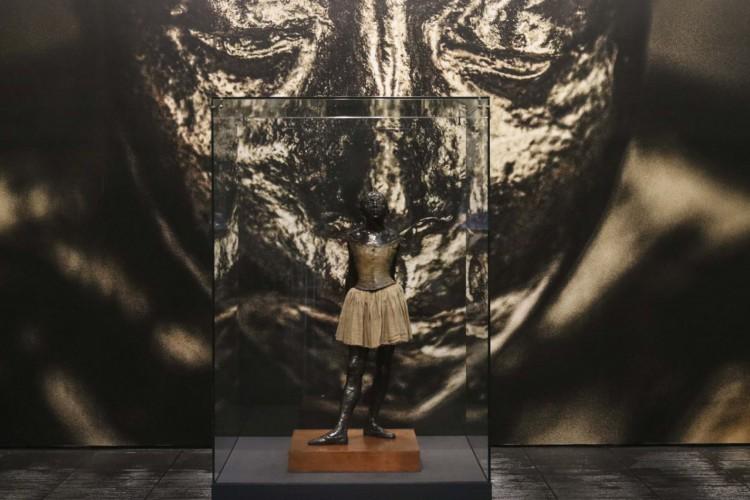 O Museu de Arte de São Paulo Assis Chateaubriand - MASP promove a mostra Degas, com 76 obras do artista francês. (Foto: Rovena Rosa/Agência Brasil; /Agência Brasil)