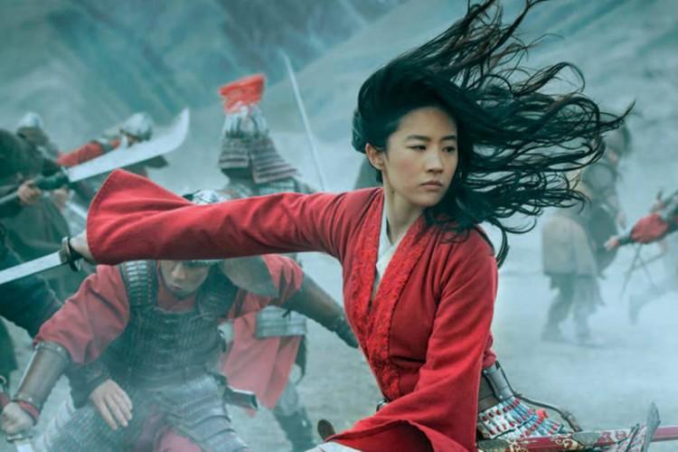 O live action de Mulan, que estreou no Brasil na plataforma Disney + no dia 4 de dezembro (Foto: Divulgação)