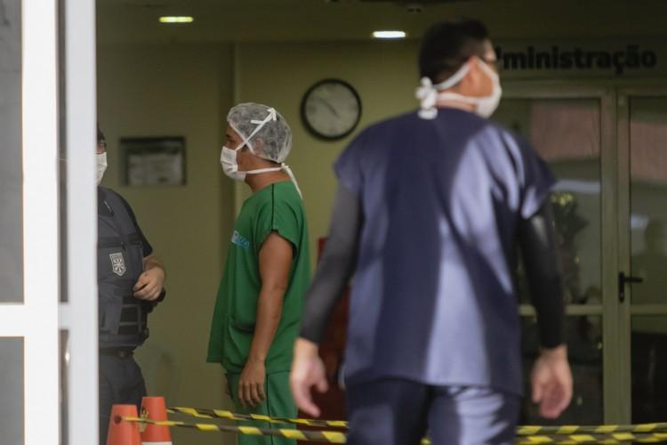 Só Fortaleza apresentou elevação de 31,9% dos casos da doença e de 48,3% do número de óbitos nas duas últimas semanas de novembro (Foto: Aurelio Alves)