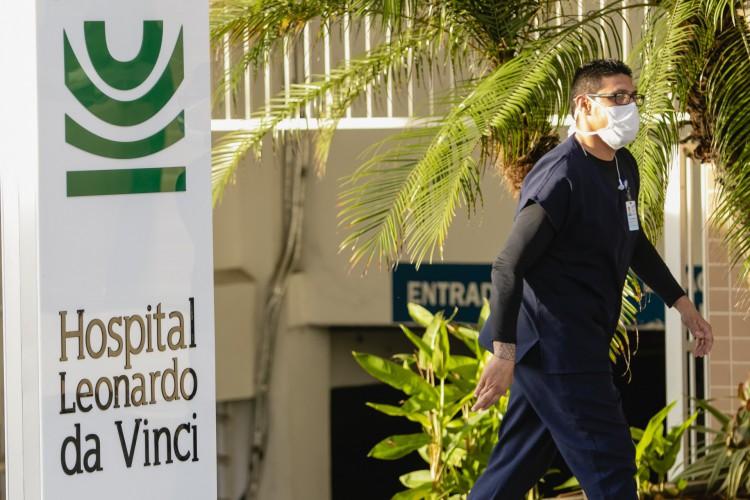 A média geral de ocupação dos leitos de UTI do Município, contabilizando tanto unidades médicas públicas quanto privadas, é de 92,46% (Foto: Aurelio Alves)
