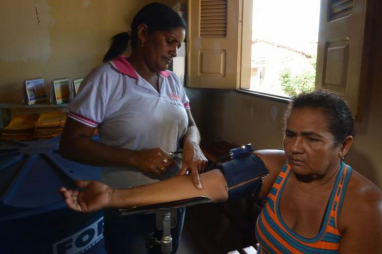 Programa vai capacitar 385 mil agentes comunitários de saúde (Foto: )