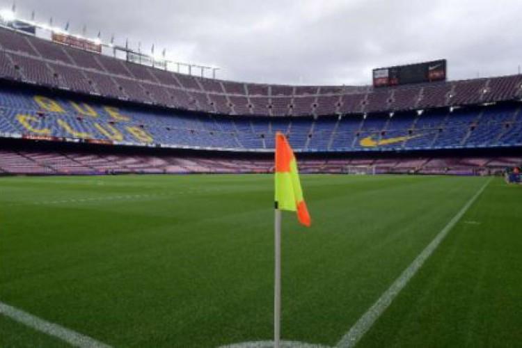 Camp Nou será o palco do duelo entre Cristiano Ronaldo e Messi, no jogo Barcelona x Juventus, pela Champions League; acompanhe a transmissão ao vivo (Foto: AFP)