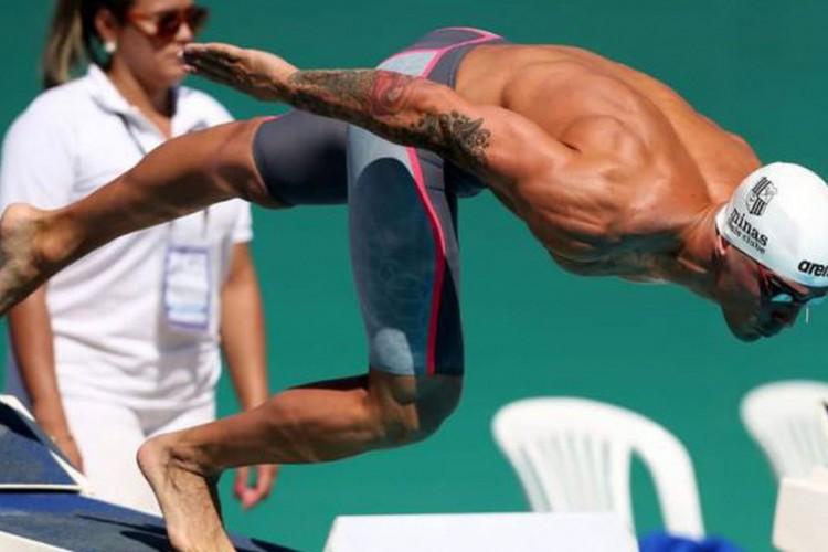 Troféu Brasil de natação começa nesta quarta no Rio de Janeiro (Foto: )