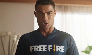 A Garena oficializou em seus canais digitais que Cristiano Ronaldo foi escolhido como o novo embaixador de Free Fire, um fenômeno do gênero no Brasil