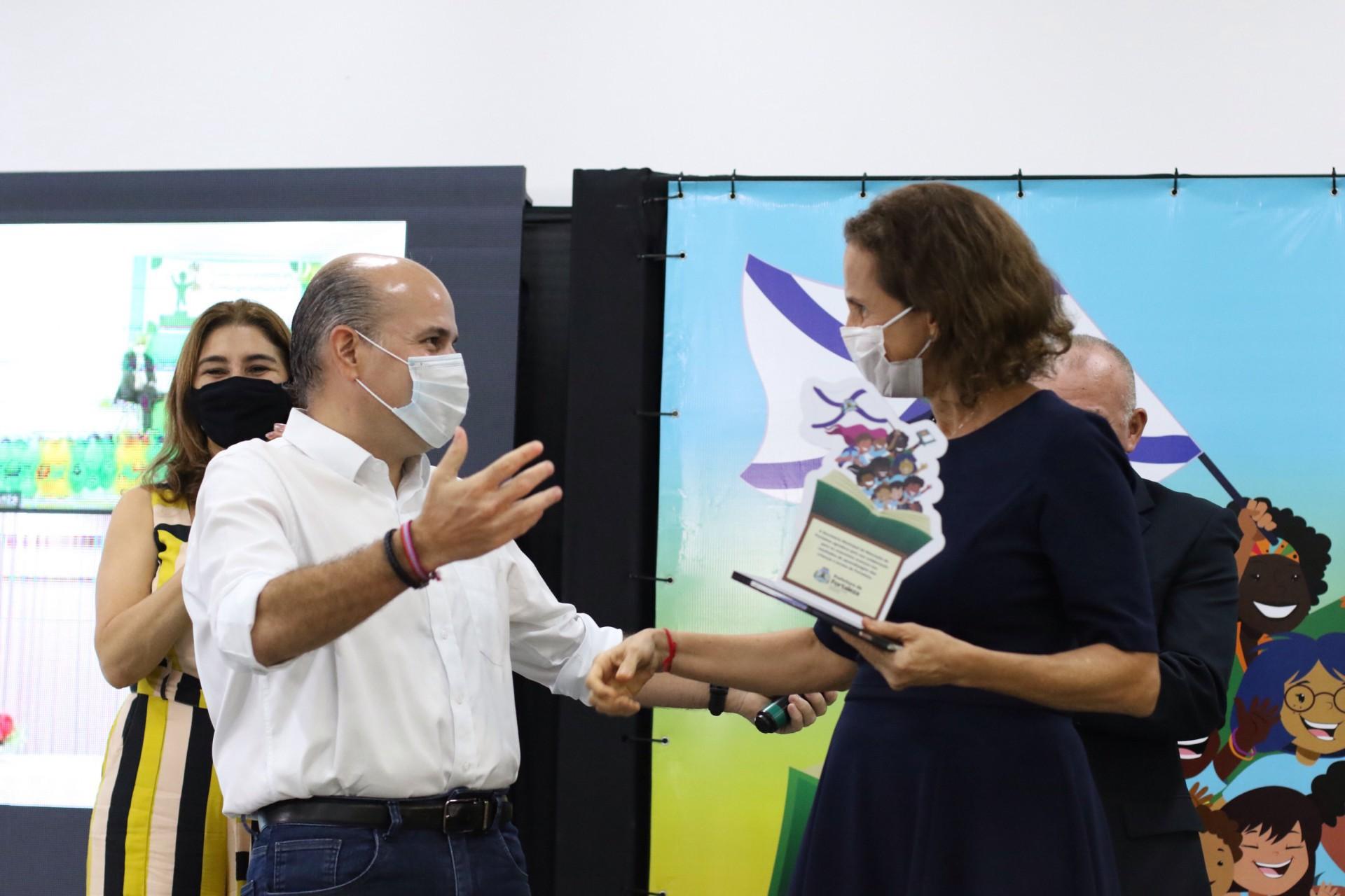 Roberto Cláudio e Izolda Cela são dois dos quatro nomes do PDT cogitados para a disputa pelo Governo do Estado (Foto:  Fabio Lima)