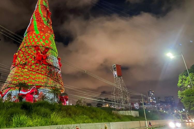 Em meio à pandemia do novo coronavírus e com o cancelamento do Réveillon na Avenida Paulista, a prefeitura de São Paulo decidiu promover um festival de Natal virtual neste ano de 2020. (Foto: Divulgação/Prefeitura de São Paulo)