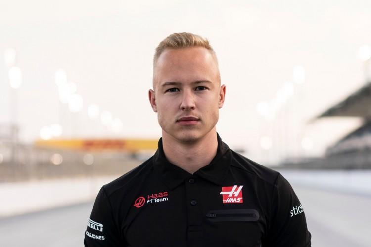 Nikita Mazepin foi contratado pela equipe Haas para competir em 2021 na Fórmula 1 (Foto: Reprodução / Twitter)