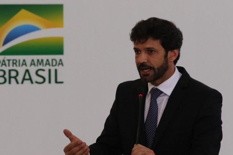 O ministro do Turismo, Marcelo  (Foto: Fabio Rodrigues Pozzebom/Agência Brasil)