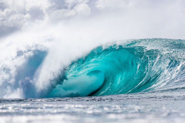 PIPELINE, HI - DECEMBER 8: Excellent conditions for the trials of the Billabong Pipe Masters at Pipeline on December 8, 2020 in Kapalua, Hawaii. (Photo by Tony Heff/World Surf League via Getty Images) (Foto: Tony Heff)