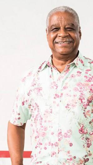 Cantor Ubirany, do grupo Fundo de Quintal, morre de Covid-19 aos 80 anos, no Rio de Janeiro. (Foto: Divulgação/Grupo Fundo de Quintal)