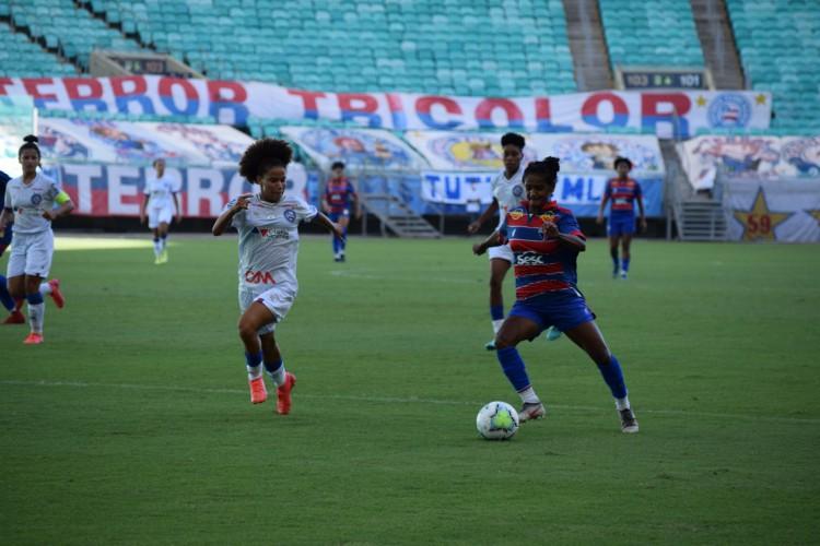 Fortaleza caiu nas quartas de final na estreia pela Série A-2 (Foto: Thais Pontes/ Fortaleza EC)