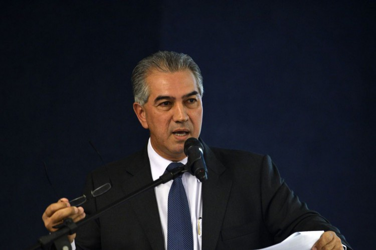 Mato Grosso do Sul - Reinaldo Azambuja (PSDB) (Foto: José Cruz/Agência Brasil)