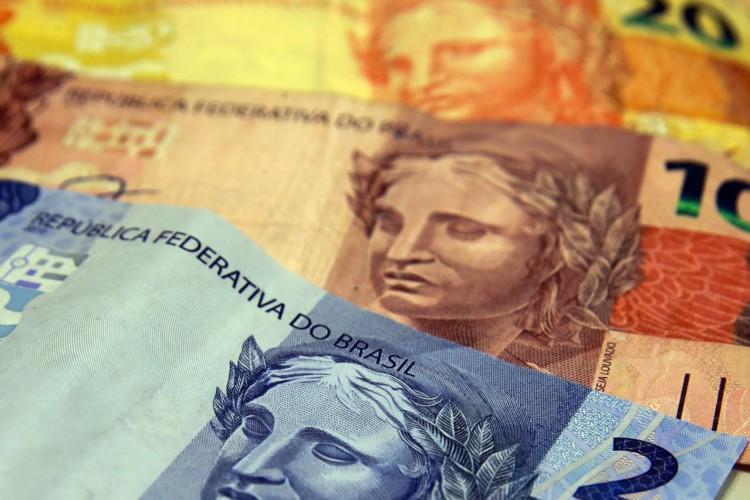 Moeda Nacional, Real, Dinheiro, notas de real (Foto: Marcello Casal JrAgência Brasil)