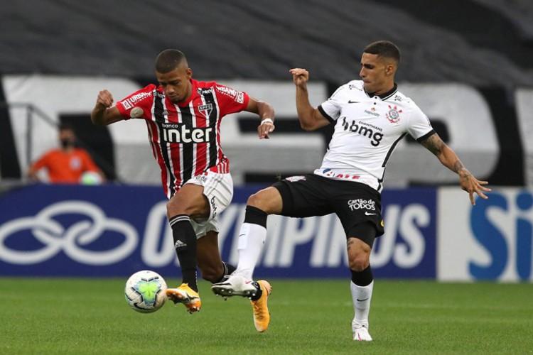 Globo solicita mudança no horário do clássico entre Corinthians x São Paulo e aguarda Governo; confira