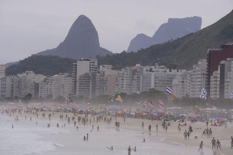 Prefeitura do Rio de Janeiro cancela festa de Réveillon da capital (Foto: )
