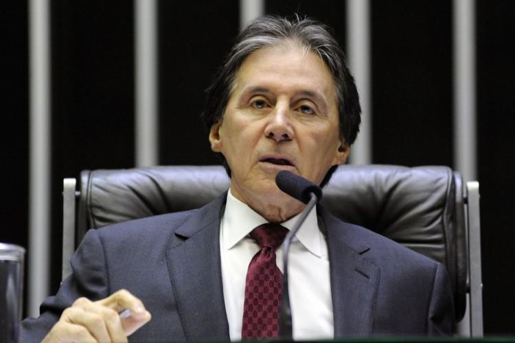 Segundo Gilmar Mendes, que votou pelo arquivamento, o inquérito foi aberto há três anos e não houve conclusão da apuração até o momento (Foto: Luis Macedo/Câmara dos Deputados)