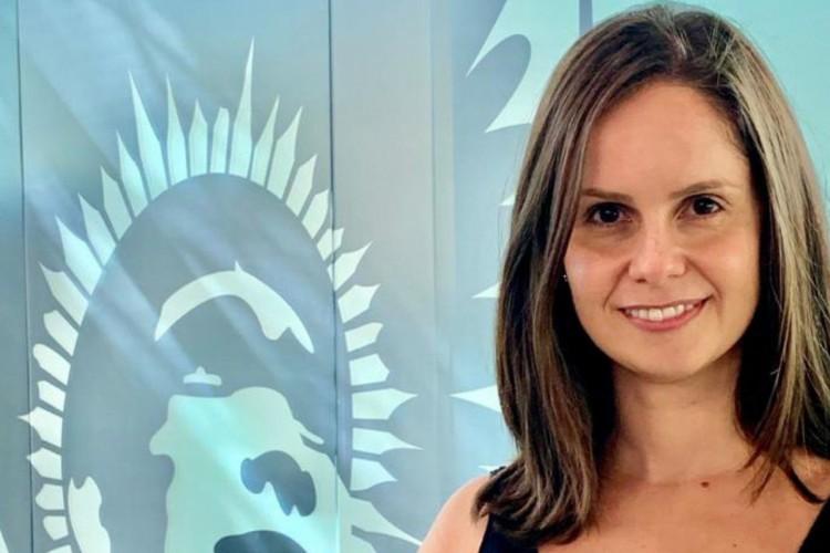Mariana Miné assumecargo mais alto da Confederação de Rugby (Foto: )