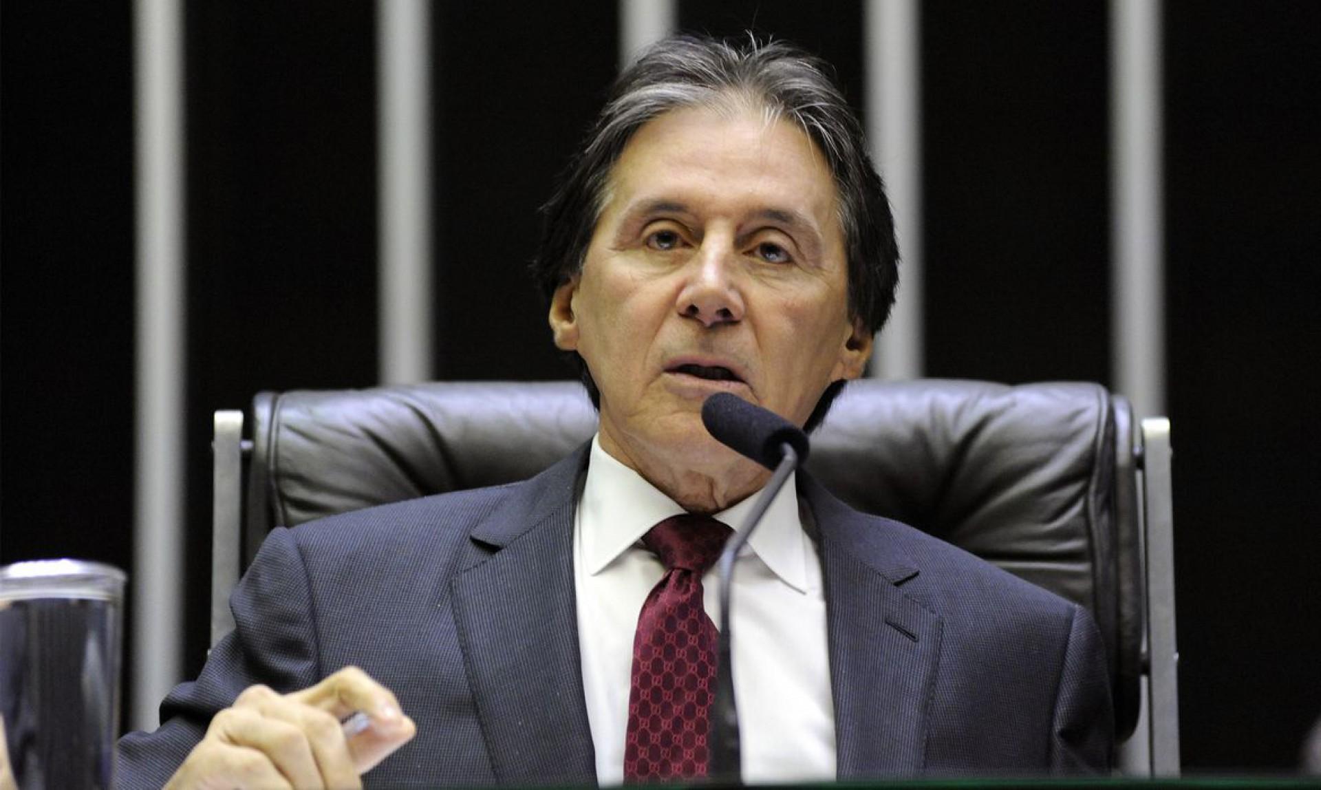 Ex-senador Eunício Oliveira diz que vai disputar cargo nas eleições do próximo ano (Foto: Luis Macedo/Câmara dos Deputados)