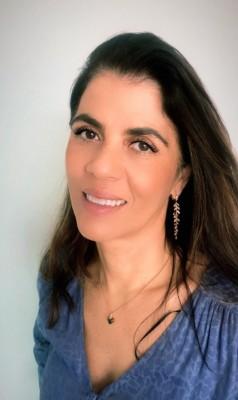 Janaína Oleinik fundadora da Tinns, Startup que atua no ensino do empreendedorismo para crianças