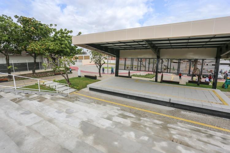 Cuca José Walter, entregue nesta quarta, 16 de dezembro (Foto: RODRIGO CARVALHO/DIVULGAÇÃO/PREFEITURA DE FORTALEZA)