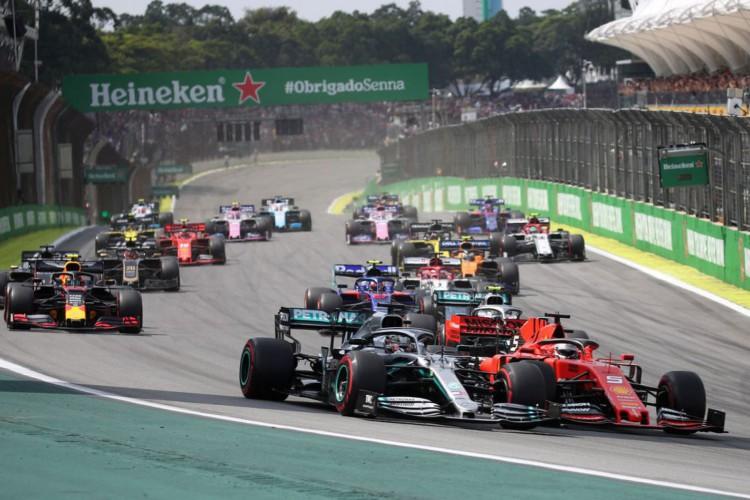 Fórmula 1 confirma etapa brasileira em São Paulo até 2025 (Foto: )
