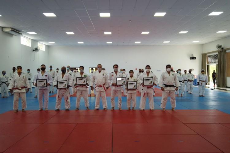 Judô: cinco medalhistas olímpicos são promovidos a Kôdansha (6º Dan) (Foto: )